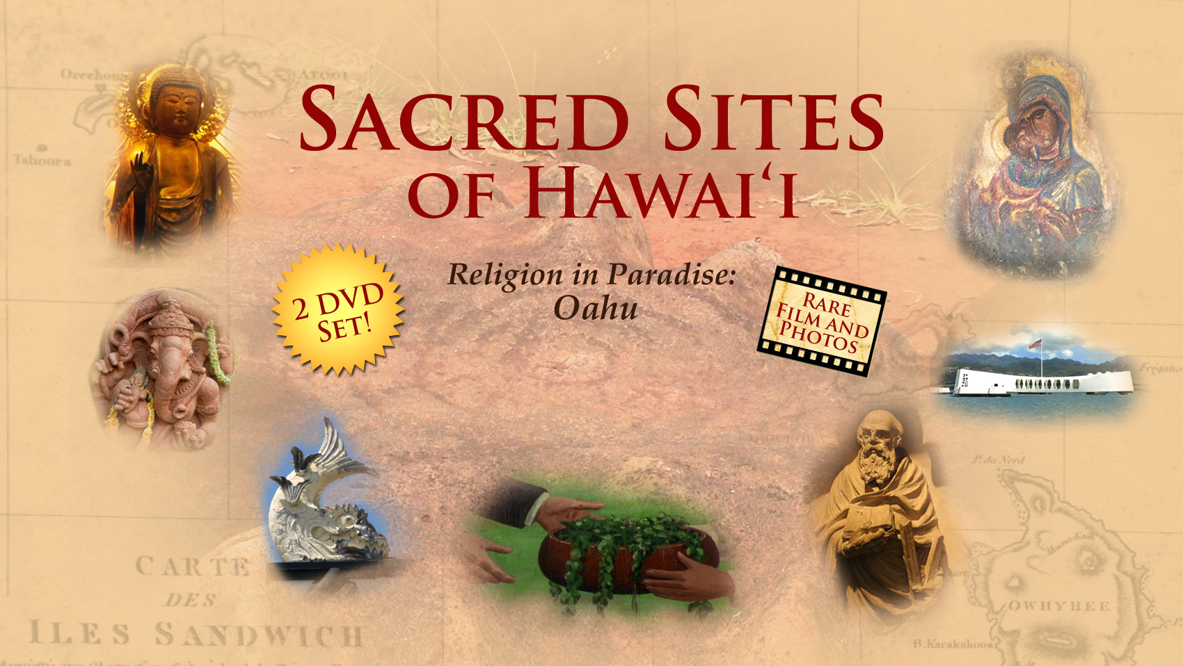 Sacred Sites of Hawaii